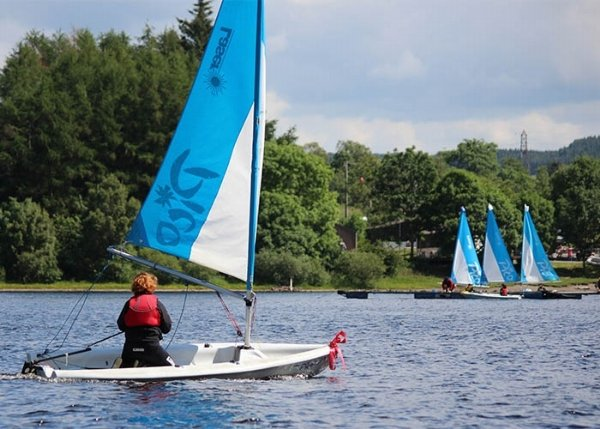 sailing courses dumfries and galloway