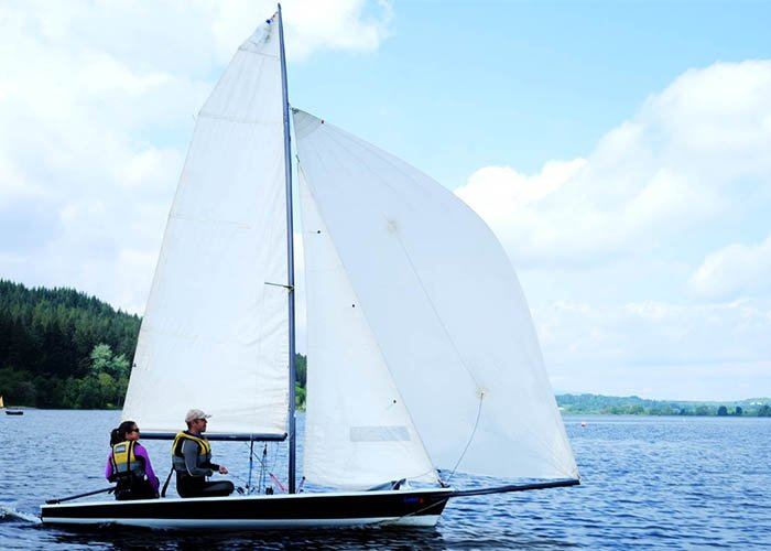 sailing family days out dumfries and galloway