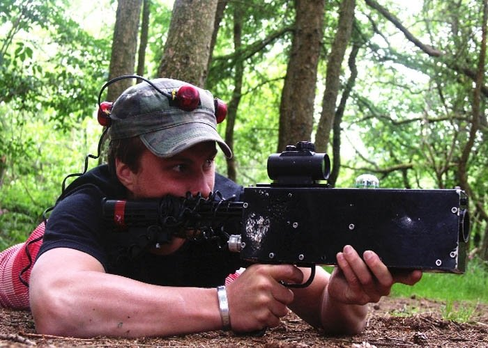 laser tag outdoor combat games