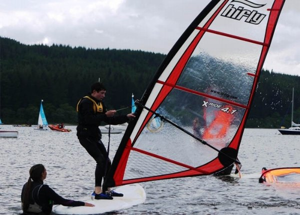 Windsurfing | Scotland | Galloway Activity Centre