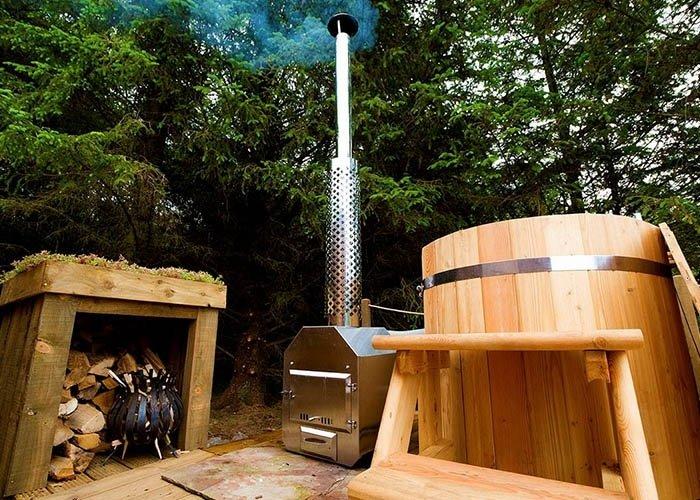 Yurt holidays uk with hot tub
