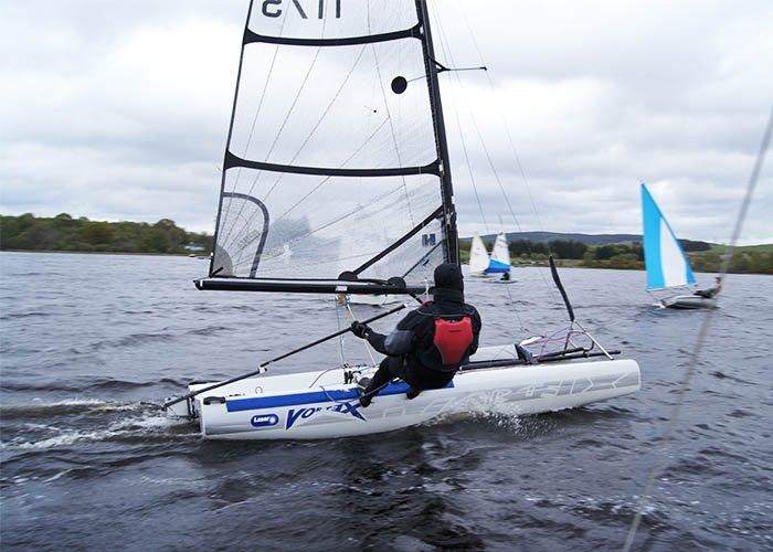 advanced sailing tuition scotland