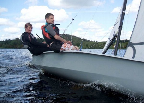 dinghy instructor course scotland