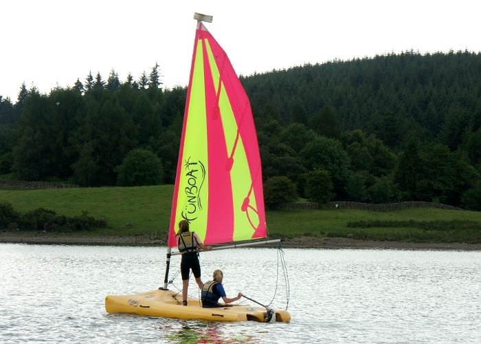 sailing tuition scotland