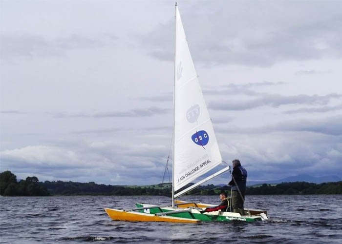 disabled sailing events