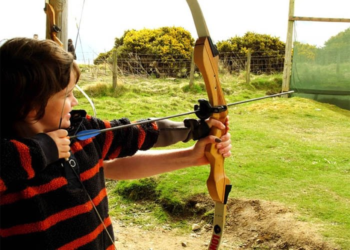 archery games dumfries and galloway