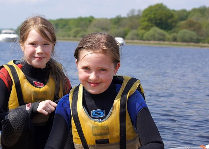 kids sailing lessons dumfries and galloway