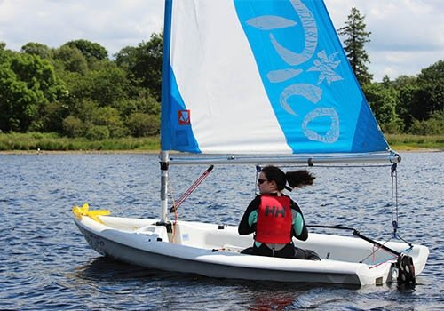 rya youth sailing course