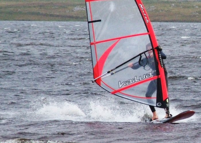 windsurfing advanced