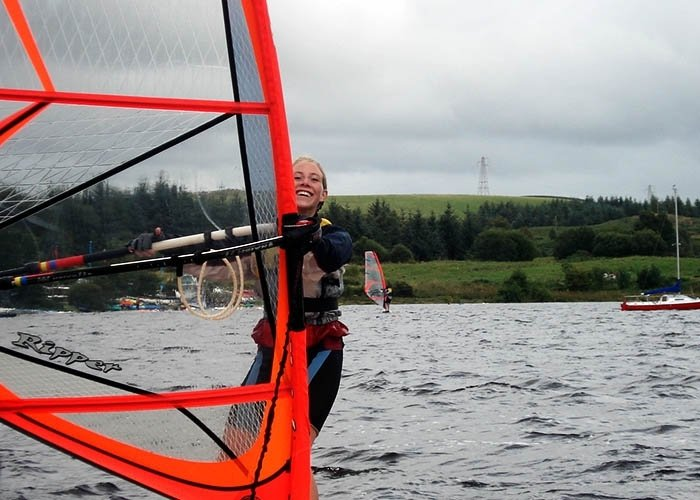windsurfing courses kids