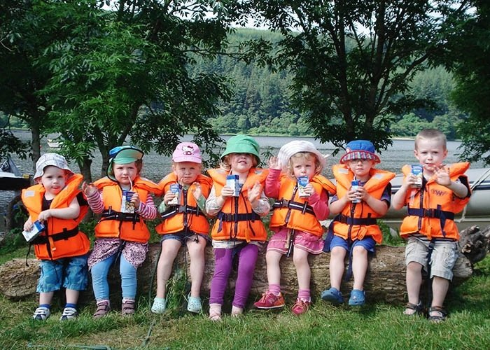 school activity trips nursery