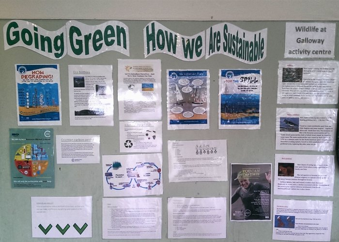 About us - Going Green