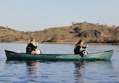 canoe hire dumfries and galloway loch ken
