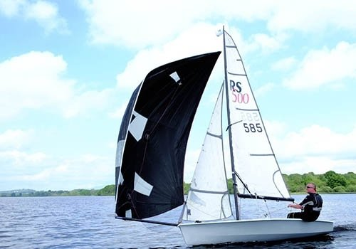rs sailing boat hire loch ken