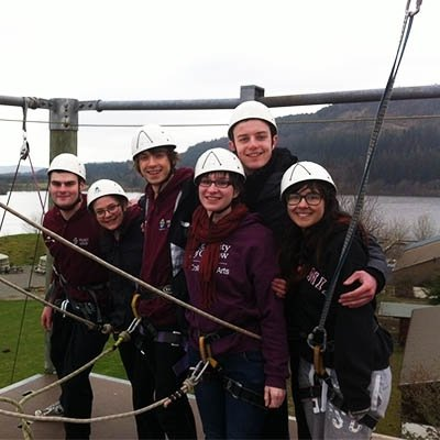 group activities scotland