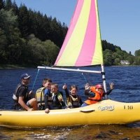sailing kids groups family activities