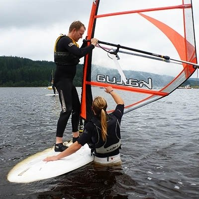 watersports courses scotland