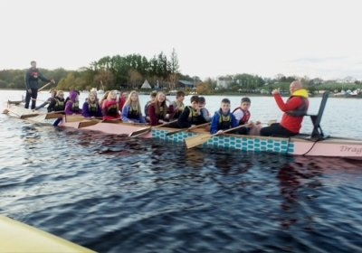 Dragon Boating Activity Open Day